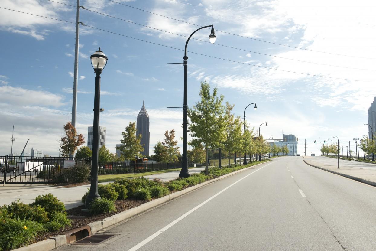 Ivan Allen Boulevard